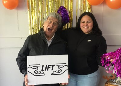 Celebrating LIFT's 1 year